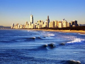 image of Gold Coast beach